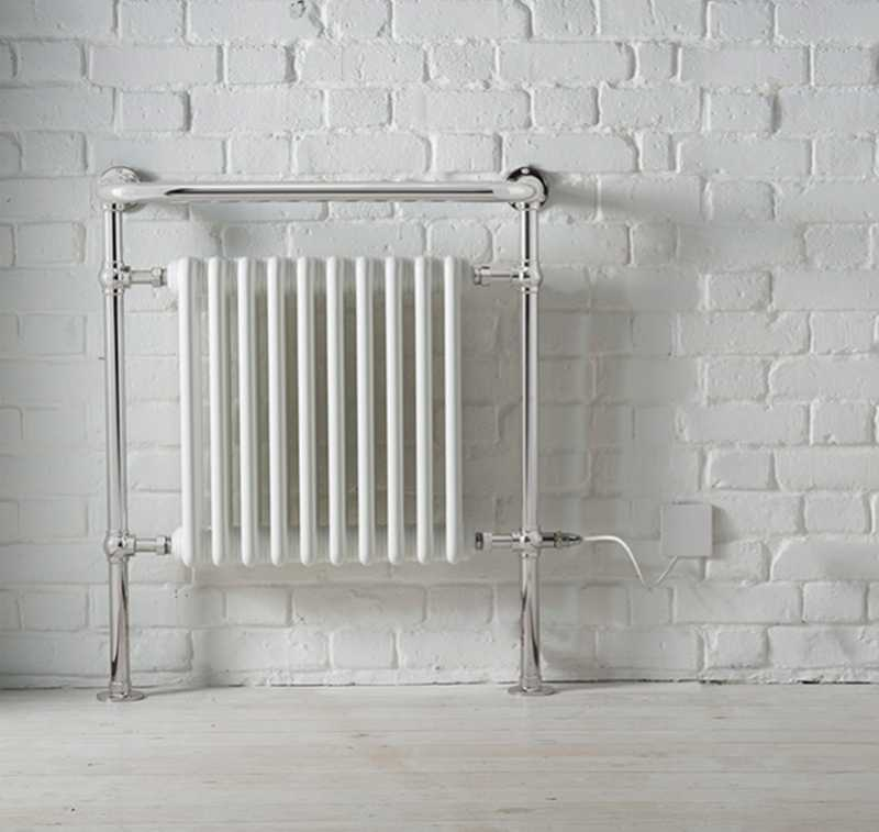 bisque traditional radiator
