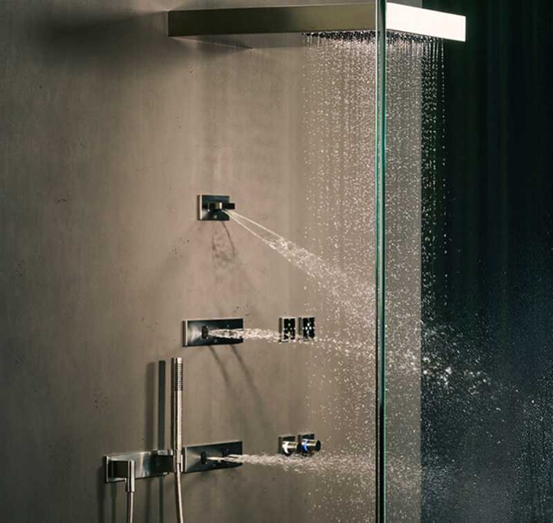 Dornbracht Water Fan Shower