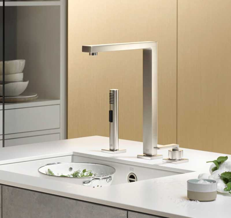 Dornbracht LOT kitchen tap