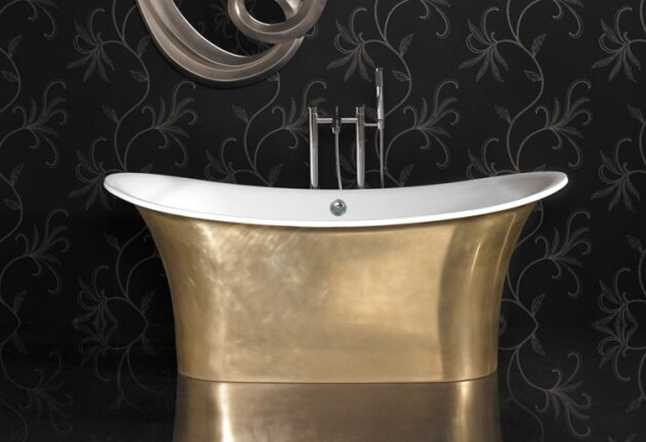 Ashton & Bentley Grand Aegean Bath Metallic
