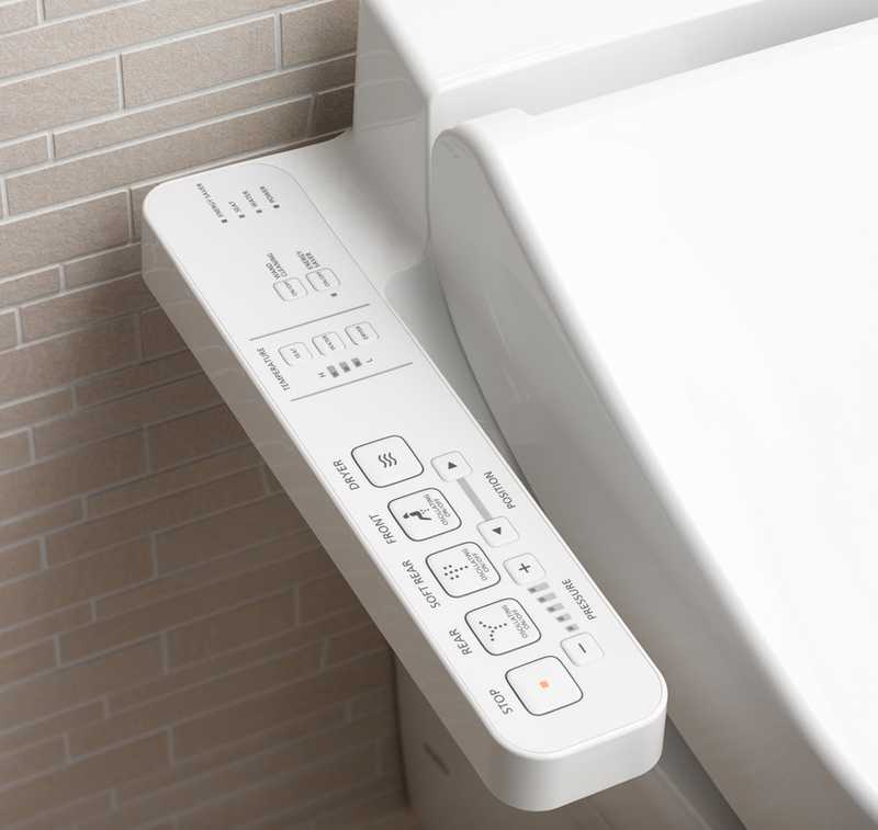 TOTO WASHLET EK REMOTE