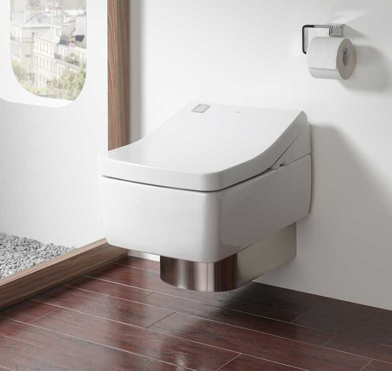 TOTO WASHLET SG WALL HUNG